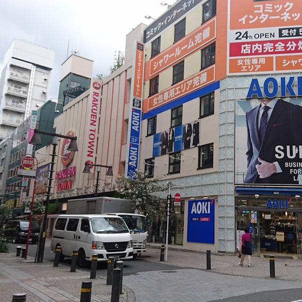 ★池袋店_道3