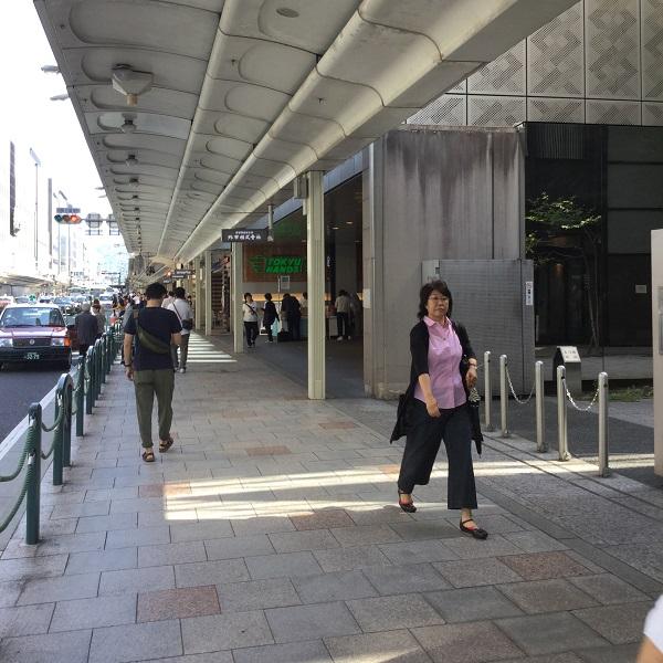 ★四条烏丸店_道3