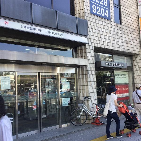★近鉄奈良店_道3