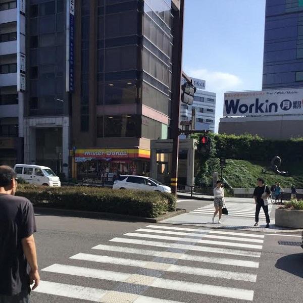 ★金沢香林坊店_道2