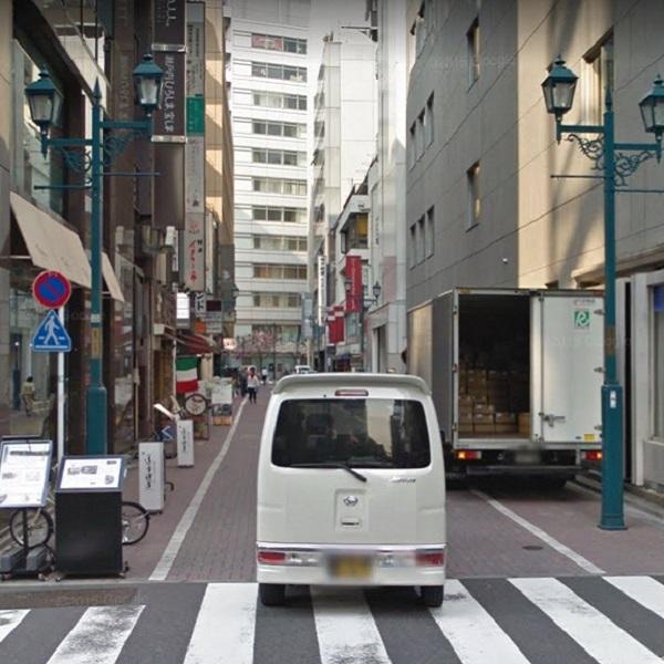 ★銀座店_道3