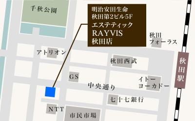 レイビス(RAYVIS) 秋田店