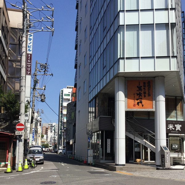 ★名古屋駅前店_道3