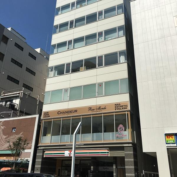 ★名古屋栄店_ビル
