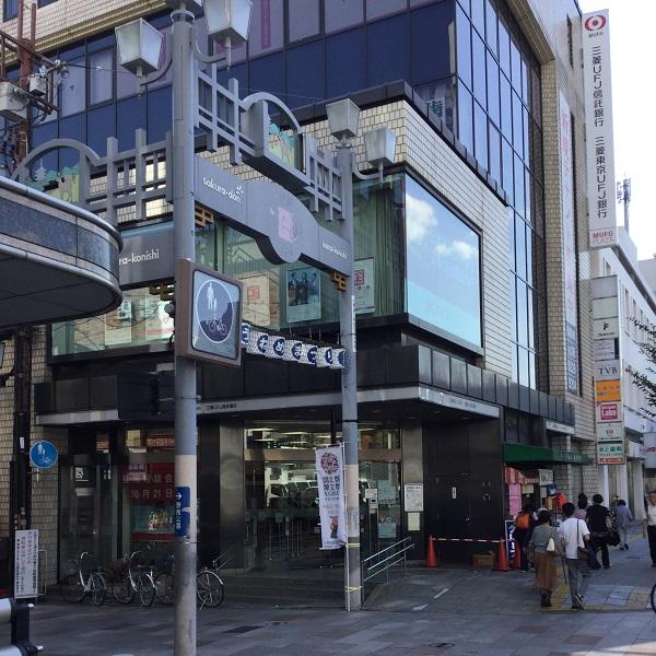★近鉄奈良店_道2