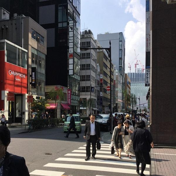 ★銀座店_道2