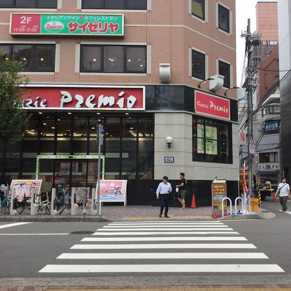 ★三宮駅前店_道3