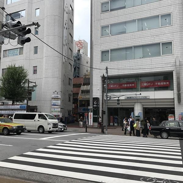 ★池袋西口店_道3