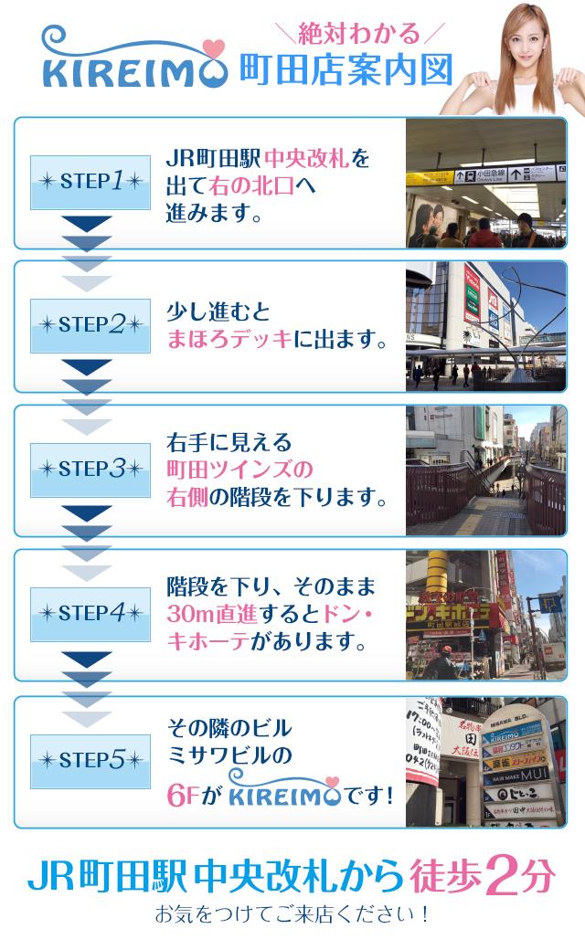 キレイモ町田店