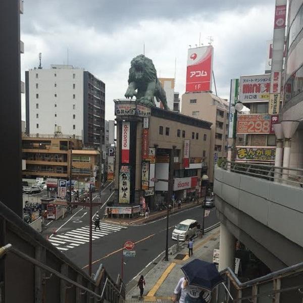 ★川口店_道3