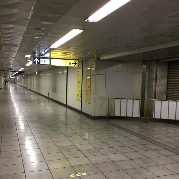 ★銀座店_道1