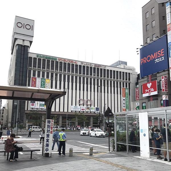 ★錦糸町店_道1