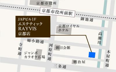 レイビス(RAYVIS) 京都店