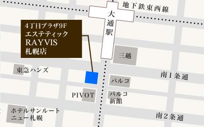 レイビス(RAYVIS) 札幌店