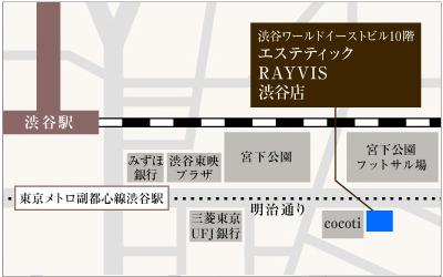 レイビス(RAYVIS) 渋谷店