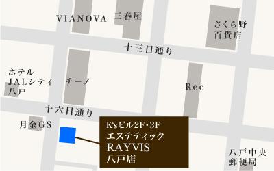 レイビス(RAYVIS) 八戸店